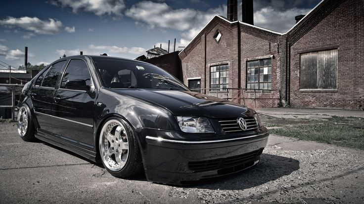 Volkswagen Jetta (1999-2005) Air Suspension Air Ride | Air Lift Performance - Air Ride and Air Management Systems