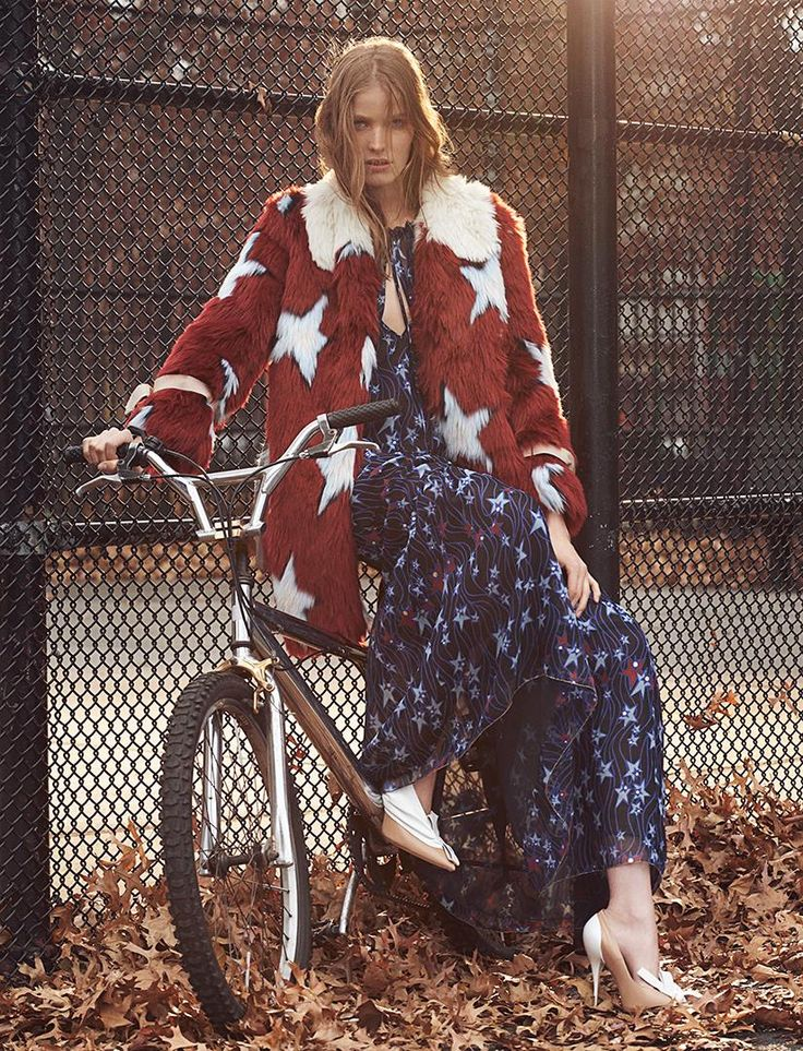 visual optimism; fashion editorials, shows, campaigns & more!: sweet 70's: alisa ahmann by zee nunes for vogue brazil february 2015