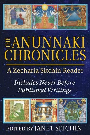Zecharia Sitchin Books