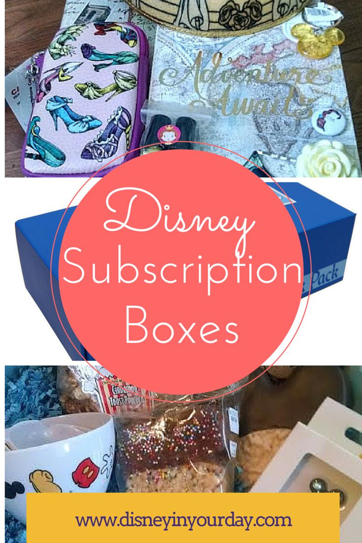 I love getting subscription boxes.  It's like a fun surprise in the mail! If you're not familiar with the concept, it's a box around some sort of theme that gets sent to your house on a regular basis (usually once a month) and it's filled with goodies for that theme.  Most of the time the items in the box are a