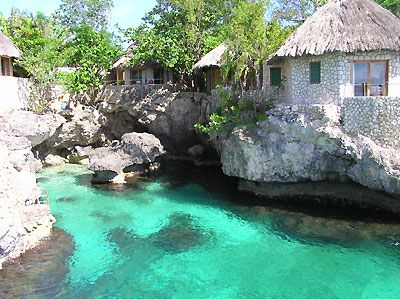 Rockhouse - Negril, Jamaica