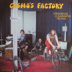 Creedence Clearwater Revival - Cosmo's Factory (Vinyl, LP, Album) at Discogs