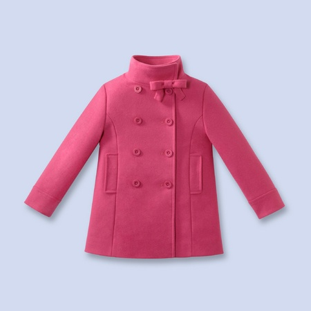 Pink cashmere with sweet details