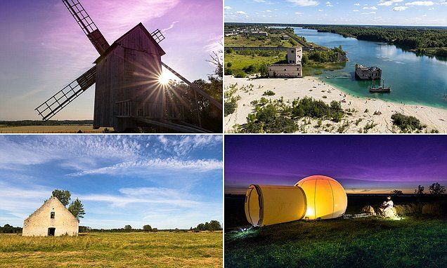 There aren't many places that boast 1,500 islands and nearly 50% of the entire country covered in forest. MailOnline Travel goes on a photographic journey discovering Estonia's secrets ...saved by Vivikene