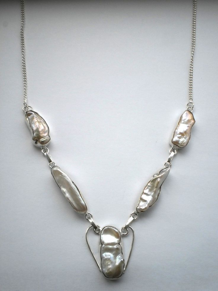 Mother of Pearl Necklace €48.00