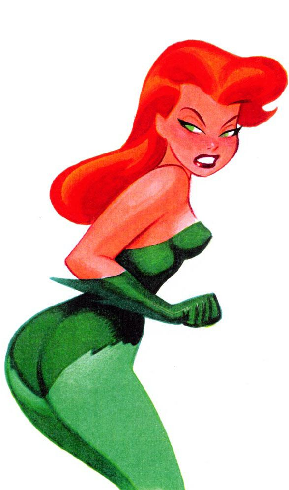 Poison Ivy - Batman