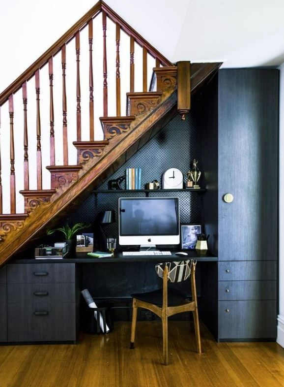 30 Outstanding Ideas To Use The Under Stairs Space Homelysmart