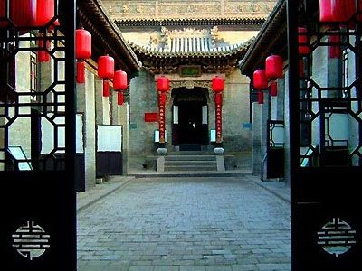 Internal Characteristics of Ancient Chinese Architecture