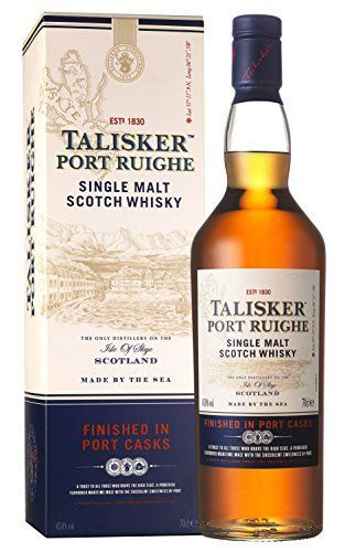 ICYMI: Talisker Whisky Port Ruighe Single Malt 70 cl: Origine : Ecosse 45,8% Volume Alcool Bouteille de 70 cl L'article Talisker Whisky…