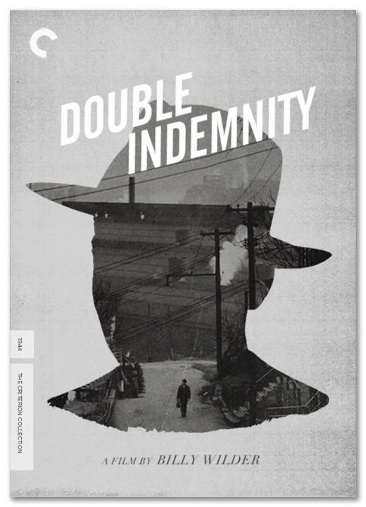 Double Indemnity, Criterion Collection