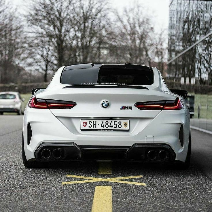 The Bmw M8 In White In 2020 Bmw Dream Cars Jeep Bmw White