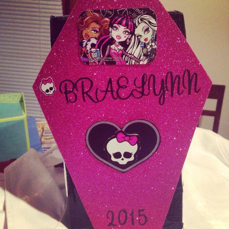 Monster High Valentine Box