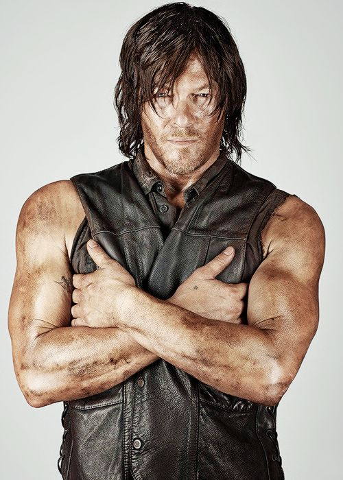 """Norman Reedus as Daryl Dixon 