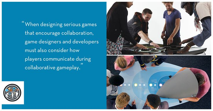 Purposefully designing games for collaboration can improve the experience for all users and amplify learning opportunities. In our latest blog post, software developer and game designer, Marcel Terblanche, discusses how to approach designing for collaboration and how to apply this to serious games. Read the full article here: https://formula-d.com/journal/collaboration-co-operation-games/