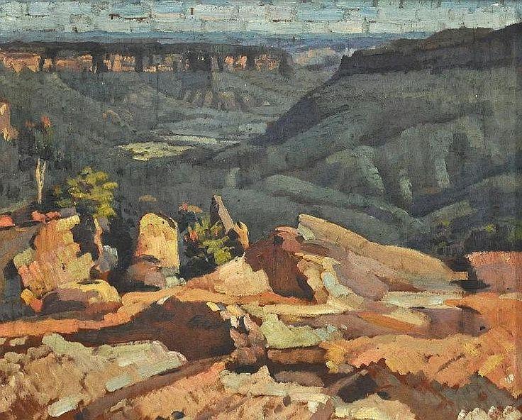 Attrib ROBERTSHAW, Freda Rhoda (1916-1997) - by Davidson Auctions