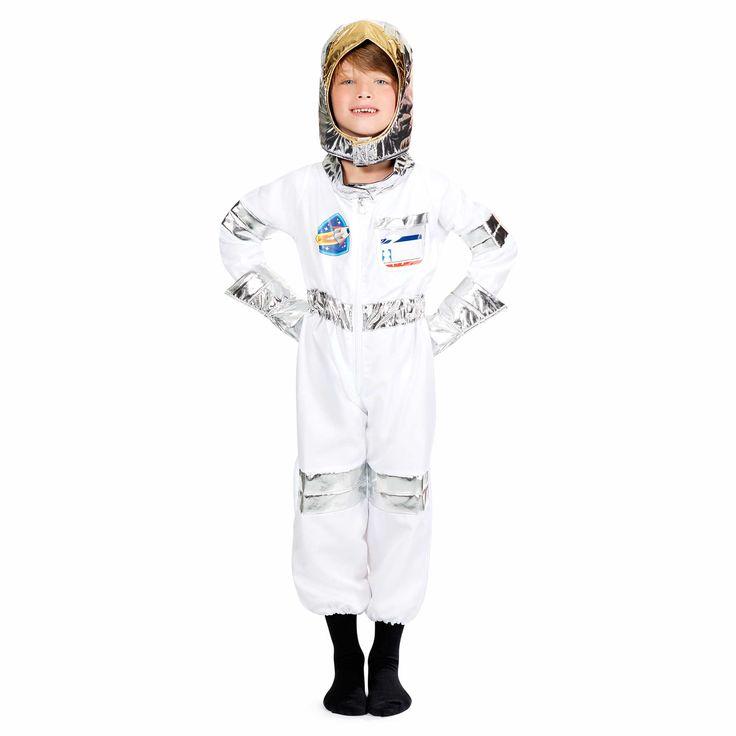 Déguisement d'astronaute Enfant - Kiabi - 30,00€