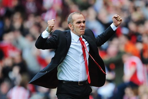 Paolo Di Canio marches on with victory over Everton
