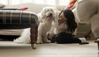 How to Make Your Dog Smell Good Without Shampoo | eHow.com