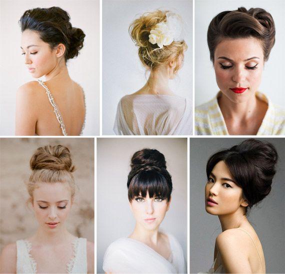 les 10 meilleures images propos de coiffure mariage avec. Black Bedroom Furniture Sets. Home Design Ideas