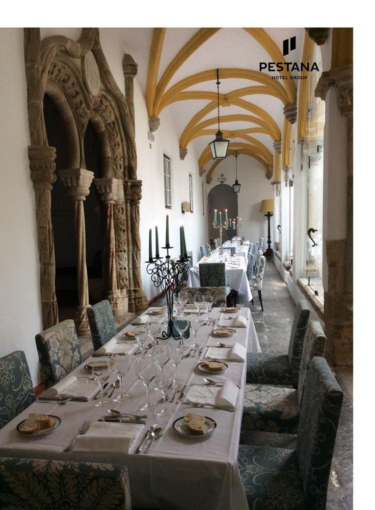 Amazing Restaurant Interior   Pestana Pousada de Evora   Portugal   Restaurant Interior