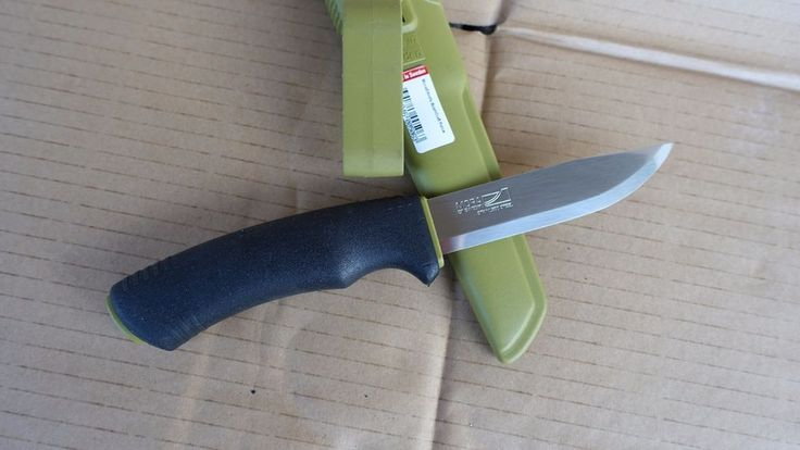 Moraknife Bushcraft Force Knife