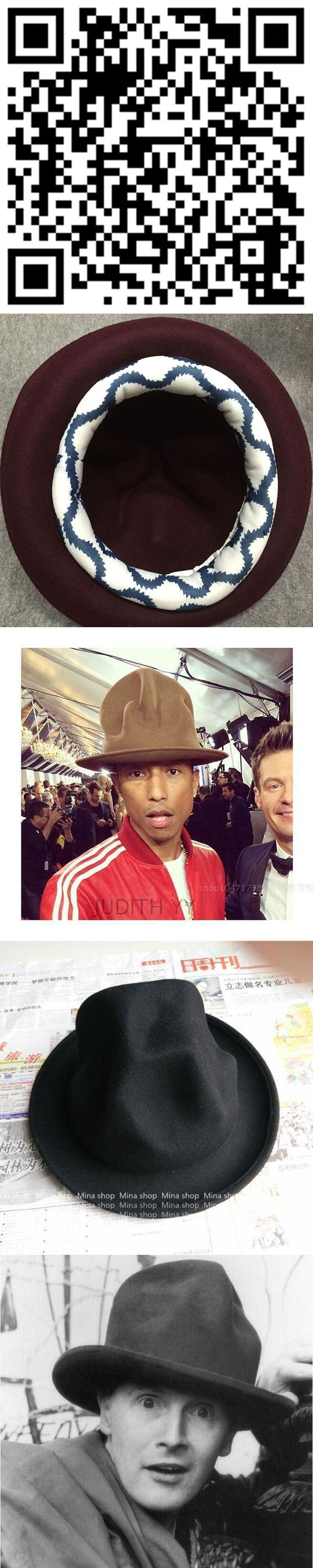 2017 Brand New Fashion Women Men 100% wool Felt Mountain Hat Mad Hatter Millinery Magician Buffalo Top Hat