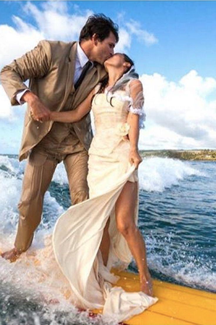 dream engagement and wedding photos <3
