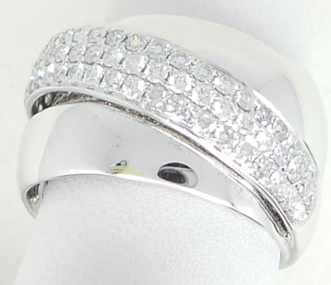 world_diamond_group - Anello con diamanti - AEVR142W