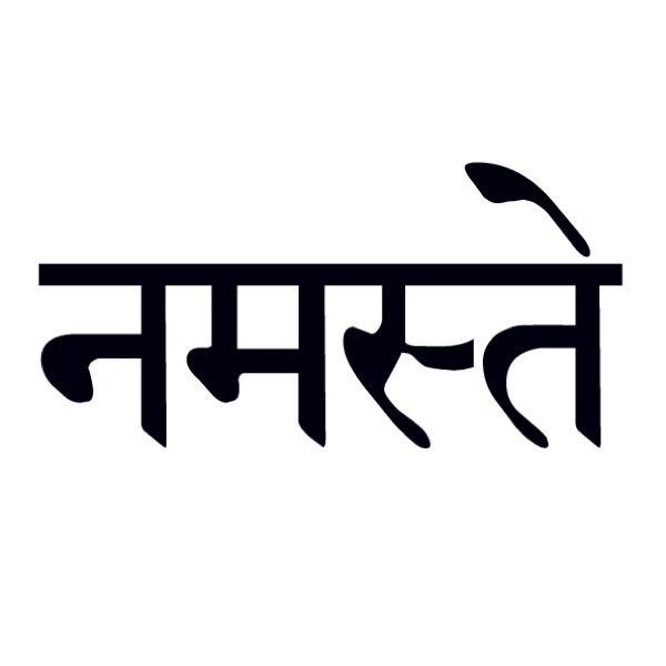 How i can write right hindi?