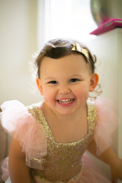 Anna Saccone: Mommy Monday: Emilia Turns Three!