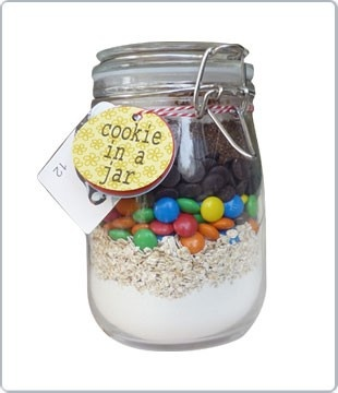 Cookie in a jar | DIY (do it yourself) | Sid & Liv