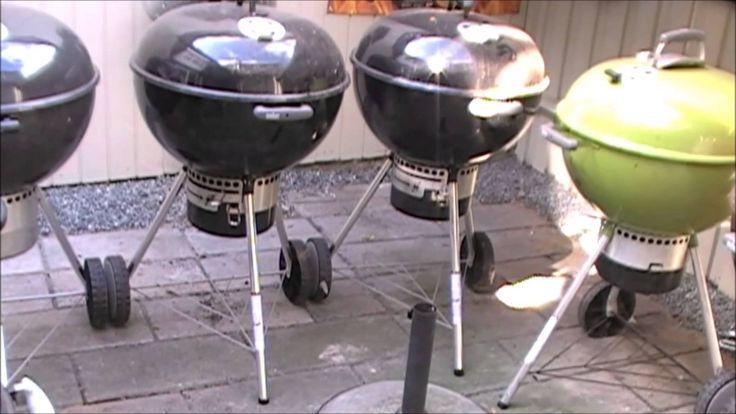 Mad Chefs BBQ  tester grillbriketter - se hvem den store vinder er