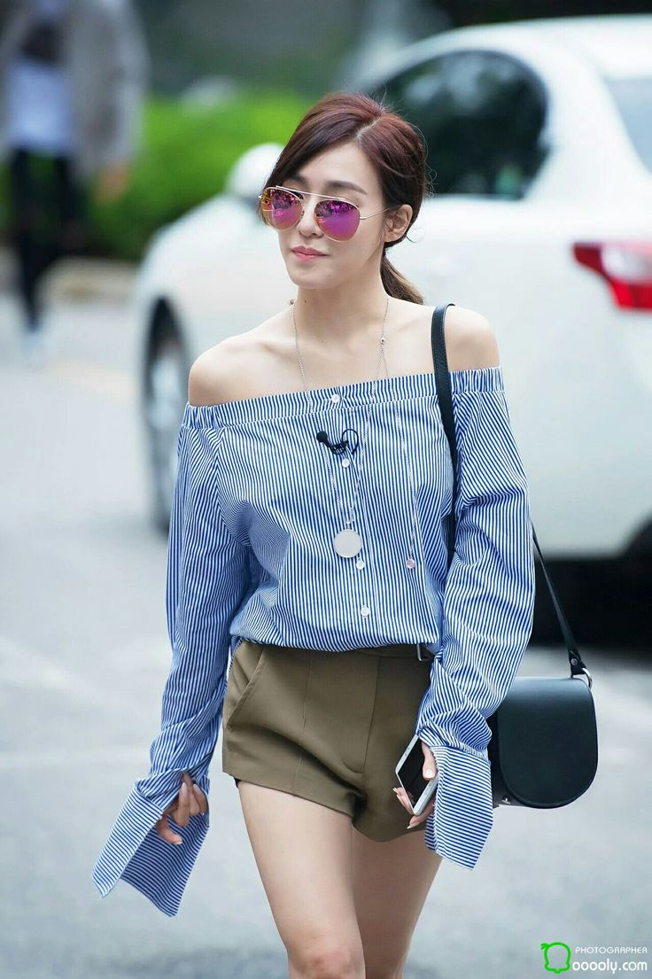 Tiffany Hwang Girls Generation SNSD Fashion Lovely Cute