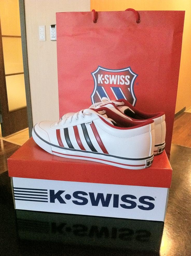 #K-Swiss #Footwear