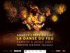 Fête du lac Annecy - Feu d'artifice de la fête du lac Annecy - Office de Tourisme du Lac d'Annecy