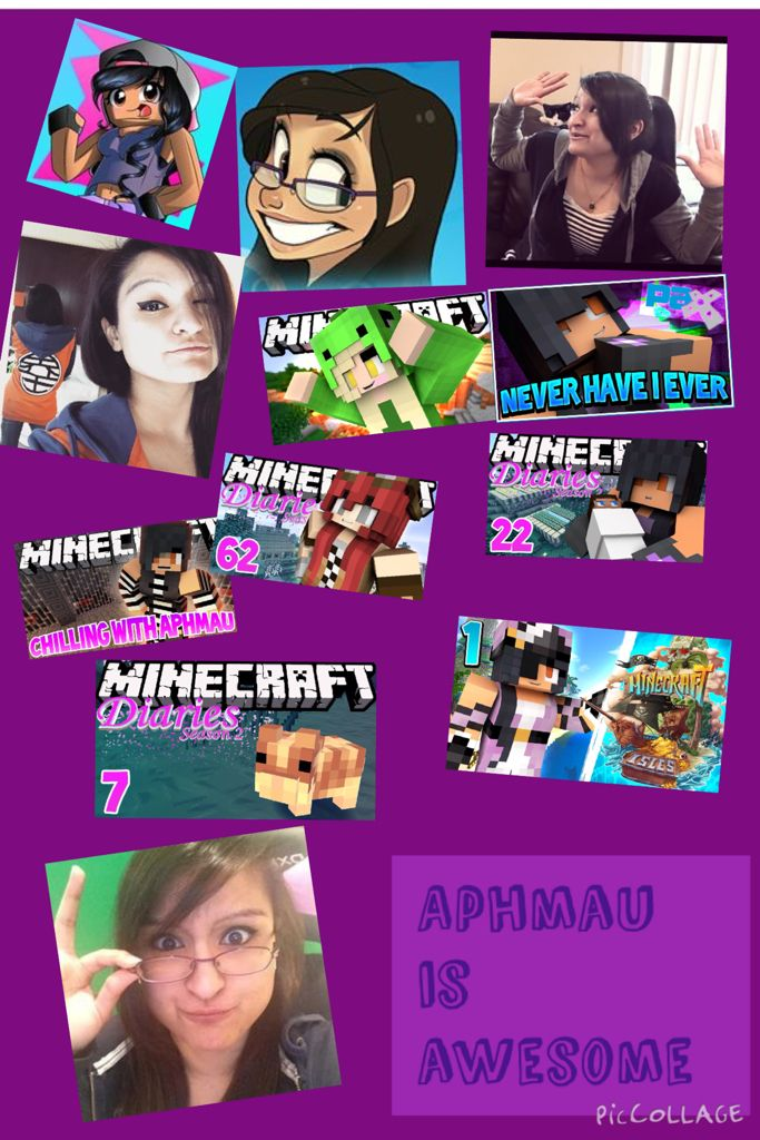 Aphmau Is the Best!