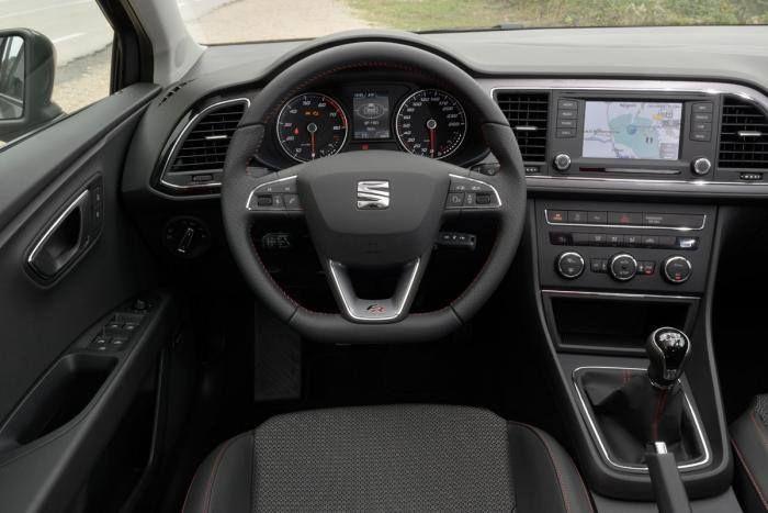 SEAT Leon ST 2.0 TDI | Advise Car
