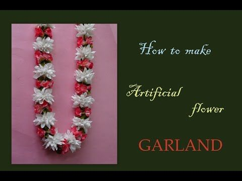 Mehndi Flower Garlands : Best flower garland images garlands