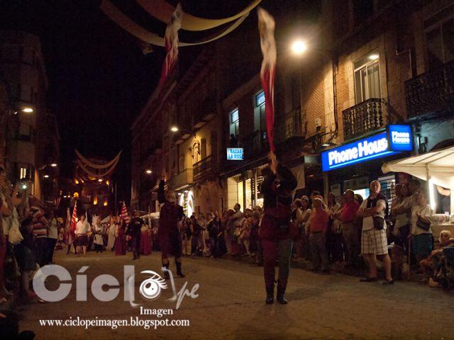 cíclope imagen: Segunda entrada sobre la VI Feria Renacentista de Medina del Campo. Hay más fotos en el blog
