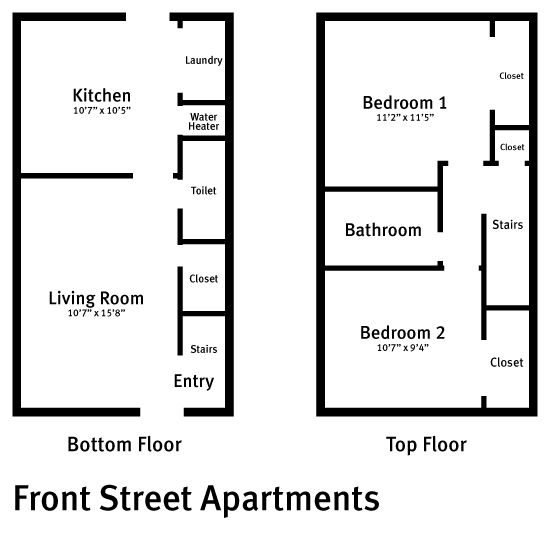 two story apartments - Google Search