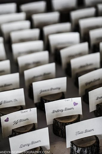 Squaw Valley Lake Tahoe Wedding Guest Table Name Cards, Winter wedding, mountain…