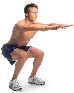 joint strength exercises - knee pain, back pain, etc!