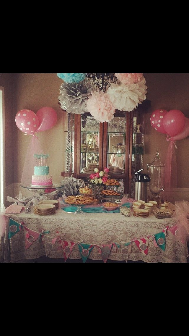 A Baby Shower Themed From The Sound Of Music S Quot My