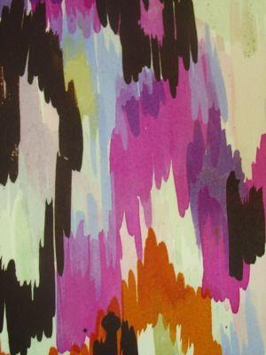 WatercolorArt Design Fabrics Pattern, Iphone Cases, Art I, Paint Techniques, Bold Pattern, Brown, Pretty Watercolors, Painting Techniques, Watercolors Diy