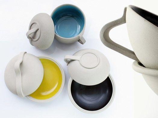 Shokki Tableware / Laurent Corio