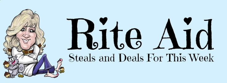 Rite Aid  | Deals, Steals and FREEBIES this week 8/24/14