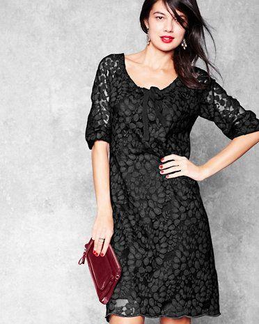 Garnet hill tiered maxi dress