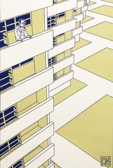 Joost Swarte - The future of Le Corbusier