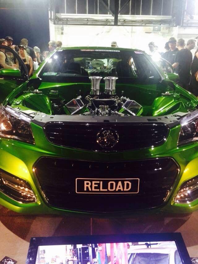 Holden VF Commodore #summernats