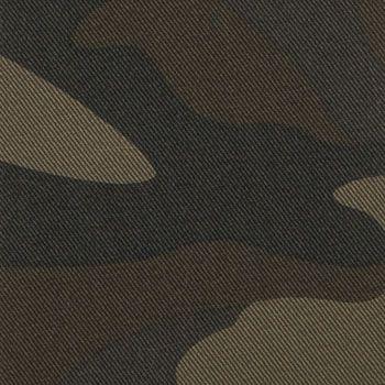 Twill+army+grøn+m+army+print
